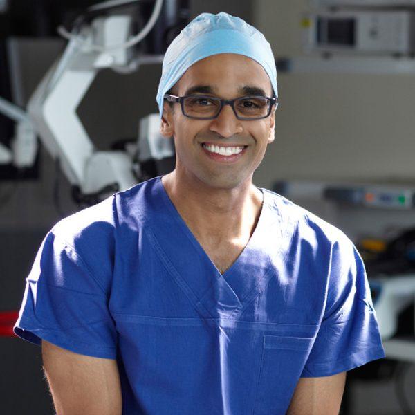 Dr Anil Nair